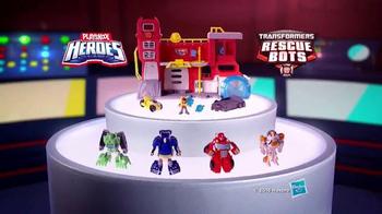 Transformers Rescue Bots Firehouse Headquarters TV Spot, 'Take Command' - Thumbnail 8
