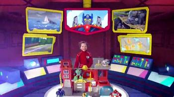 Transformers Rescue Bots Firehouse Headquarters TV Spot, 'Take Command' - Thumbnail 3