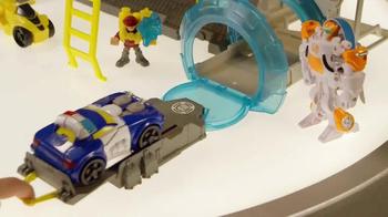 Transformers Rescue Bots Firehouse Headquarters TV Spot, 'Take Command' - Thumbnail 6