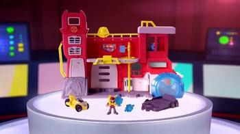 Transformers Rescue Bots Firehouse Headquarters TV Spot, 'Take Command' - Thumbnail 7