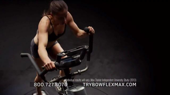 Bowflex Max TV Spot, '14 Minutes Is All It Takes' - Thumbnail 6