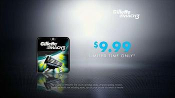 Gillette MACH3 TV Spot, 'Copper Wire' - Thumbnail 7