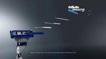 Gillette MACH3 TV Spot, 'Copper Wire' - Thumbnail 5