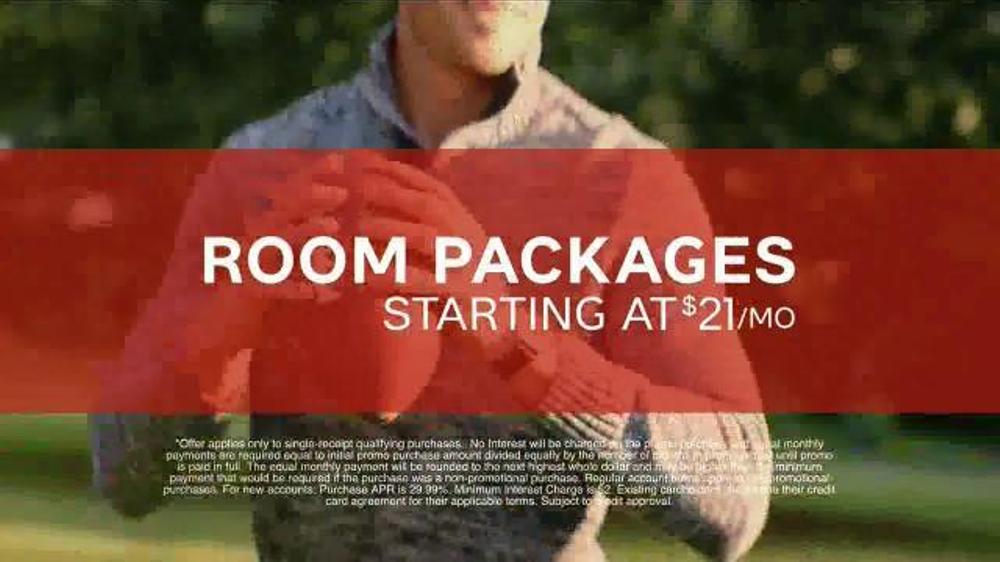 Ashley Furniture Homestore Columbus Day Sale TV Commercial, U0027Unbeatable  Dealsu0027   ISpot.tv