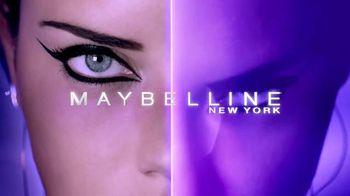 Maybelline New York Master Precise Liquid Liner TV Spot, 'Sharp' - 2477 commercial airings