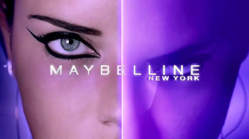 Maybelline New York Master Precise Liquid Liner TV Spot, 'Sharp' - 2477 commercial airings