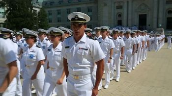 United States Naval Academy TV Spot, 'Here' - Thumbnail 6