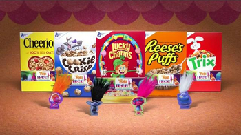 General Mills TV Spot, 'Trolls: Collect All Four!' - Thumbnail 8