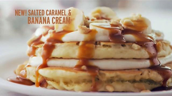 Denny's Holiday Pancakes TV Spot, 'To Share or Not to Share'