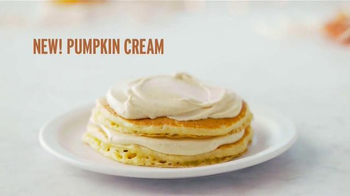 Denny's Holiday Pancakes TV Spot, 'To Share or Not to Share' - Thumbnail 5