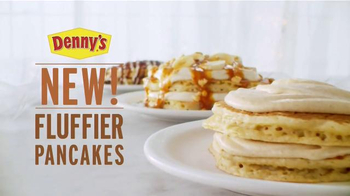 Denny's Holiday Pancakes TV Spot, 'To Share or Not to Share' - Thumbnail 8