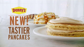 Denny's Holiday Pancakes TV Spot, 'To Share or Not to Share' - Thumbnail 9