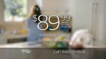 Time Warner Cable TV Spot, 'Say Yes to More' - Thumbnail 6