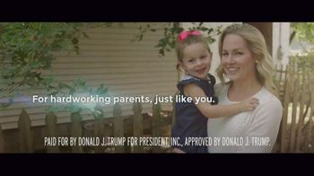 Donald J. Trump for President TV Spot, 'Listening' - 216 commercial airings