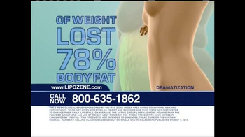 Lipozene TV Spot, 'Lose Weight or Your Money Back' - Thumbnail 3