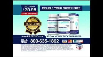 Lipozene TV Spot, 'Lose Weight or Your Money Back' - Thumbnail 5