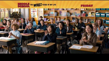 Middle School: The Worst Years of My Life - Alternate Trailer 17