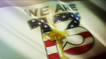 PGA TV Spot, '2016 Ryder Cup: We Are 13' Featuring Anthony Anderson - Thumbnail 8