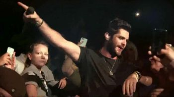 Thomas Rhett Home Team Tour TV Spot, 'Party Like You're on Vacation'
