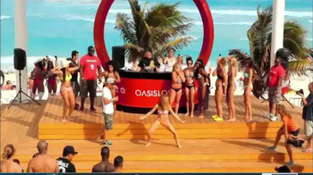 Grand Oasis Cancun TV Spot, 'Shows, Music, Clubs and More!' - Thumbnail 5