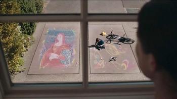 Amazon Echo Dot TV Spot, 'Alexa Moments: Chalk Drawing' - Thumbnail 2