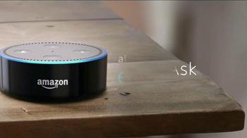 Amazon Echo Dot TV Spot, 'Alexa Moments: Chalk Drawing' - Thumbnail 9