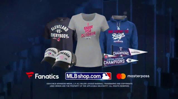 MLB Shop TV Spot, '2016 Postseason' - Thumbnail 9