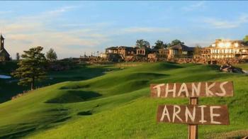 Big Cedar Lodge TV Spot, 'Thanks, Arnie' - Thumbnail 10
