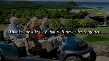 Big Cedar Lodge TV Spot, 'Thanks, Arnie' - Thumbnail 3