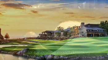 Big Cedar Lodge TV Spot, 'Thanks, Arnie' - Thumbnail 7
