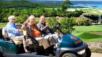 Big Cedar Lodge TV Spot, 'Thanks, Arnie' - 5 commercial airings