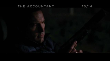 The Accountant - Alternate Trailer 33
