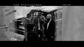 The Accountant - Alternate Trailer 27