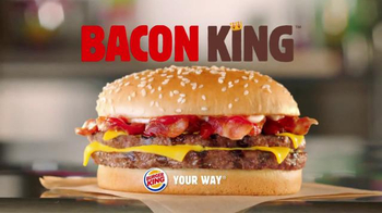 Burger King Bacon King TV Spot, 'The Tour' - Thumbnail 10
