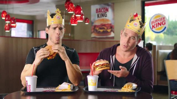 Burger King Bacon King TV Spot, 'The Tour' - 14027 commercial airings