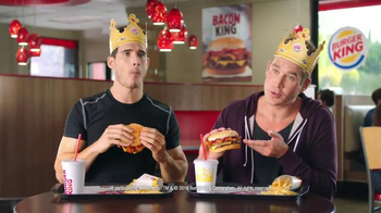Burger King Bacon King TV Spot, 'The Tour' - Thumbnail 3