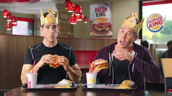 Burger King Bacon King TV Spot, 'The Tour' - Thumbnail 4