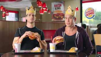 Burger King Bacon King TV Spot, 'The Tour' - Thumbnail 6