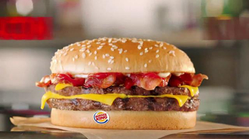 Burger King Bacon King TV Spot, 'The Tour' - Thumbnail 9