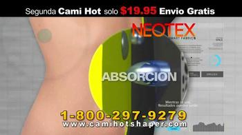 Hot Shapers Cami Hot TV Spot, 'Suda más' [Spanish] - Thumbnail 4
