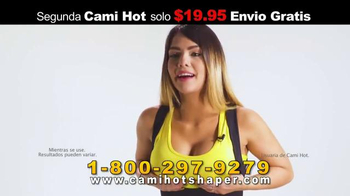 Hot Shapers Cami Hot TV Spot, 'Suda más' [Spanish] - Thumbnail 5