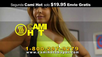 Hot Shapers Cami Hot TV Spot, 'Suda más' [Spanish] - Thumbnail 7