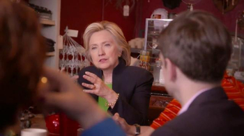 Hillary for America TV Spot, 'The Right Thing' - Thumbnail 7