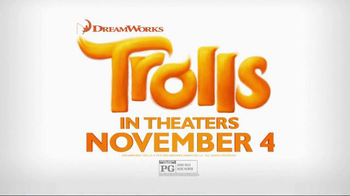 Macy's Trolls Collection TV Spot, 'Get Happy' Song by Justin Timberlake - Thumbnail 10