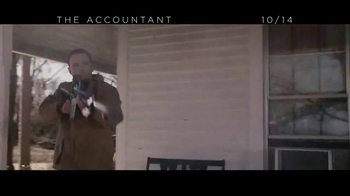 The Accountant - Alternate Trailer 30