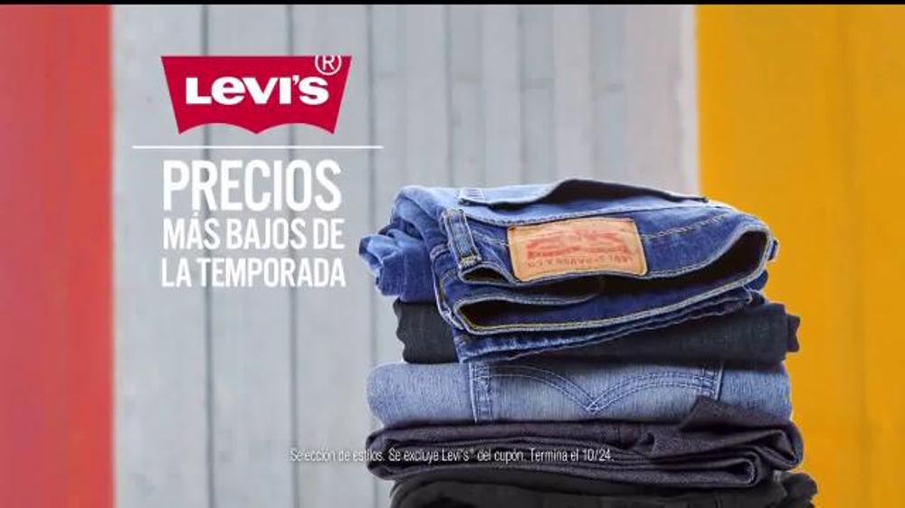 JCPenney TV Commercial, 'Levi's para la familia' canci??n de Major Lazer