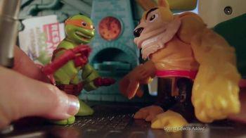 Teenage Mutant Ninja Turtles Half-Shell Heroes Headquarters TV Spot, 'Look'
