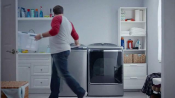 Kenmore Elite Washer TV Spot, 'Remove Grass Stains With Accela-Wash' - Thumbnail 10