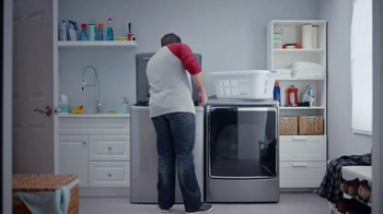 Kenmore Elite Washer TV Spot, 'Remove Grass Stains With Accela-Wash' - Thumbnail 9