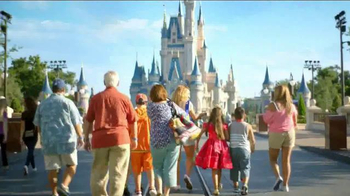 Walt Disney World TV Spot, 'A World Like No Other World'